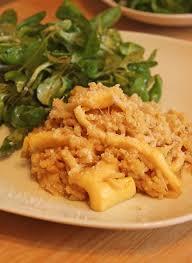 cuisiner les encornets risotto aux encornets ou calamars caro est dans la cuisine