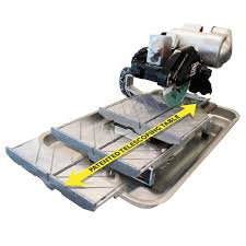 Telescoping Table Pearl Vx10 2xl Pro Wet Tile Saw U0026 Stand Contractors Direct