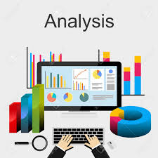 design management careers flat design illustration concepts for data analysis trend analysis