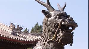 qilin statue statue summer palace beijing china sd stock 203 634
