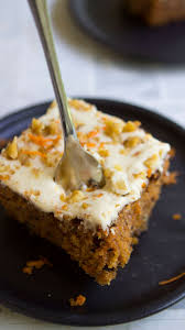Carrot Cake With Cream Cheese Frosting Recipe Tastemade