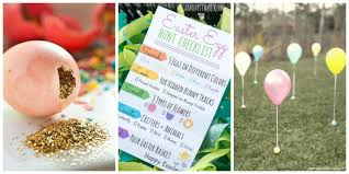 10 creative easter egg hunt ideas for kids easter egg scavenger