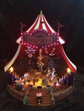 mr worlds fair big top circus animated retired gold