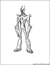 ben 10 ultimate alien coloring pages get coloring pages