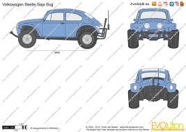 vw baja buggy the blueprints com vector drawing volkswagen beetle baja bug