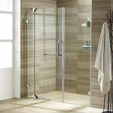 bathtubs cozy tub glass door canada 83 kohler levity in w glass