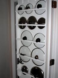 kitchen pan storage ideas 30 kitchen pots and pans storage solutions removeandreplace com