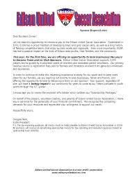 business sponsorship letter template 9 best images of soccer team sponsorship letter team sponsorship corporate sponsorship request letter
