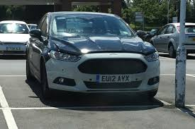 new ford mondeo spied news auto express