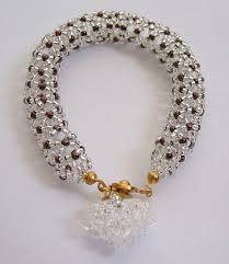 handmade necklace with beads images Body piercing jewelry jpg