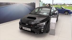 2017 subaru impreza hatchback black subaru wrx sti 2016 start up in depth review interior exterior