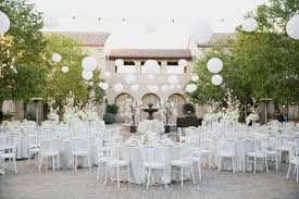 spanish courtyard designs modern wedding at a spanish courtyard in southern california