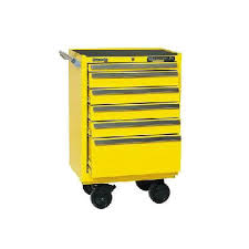 rolling tool storage cabinets kennedy 6 drawer rolling tool cabinet