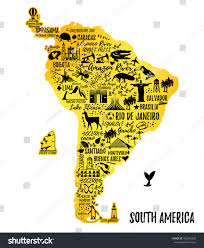 South America Rivers Map by Maps Update 10001148 South America Travel Map U2013 Places To Visit