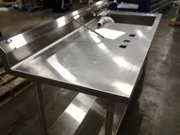 Stainless Steel Kitchen Sink Cabinet by Industrial Stainless Steel Kitchen Sink Vintage Industrial