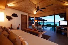 Tropical Bedroom Furniture Bedroom Tropical Bedroom Design In Brown Theme Beautified By