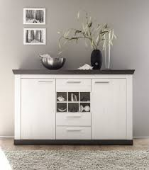 highboard weiss landhaus dreams4home sideboard