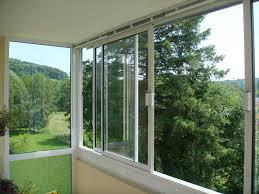 windschutz fã r balkone falt und schiebeelemente wintergarten waldenberg