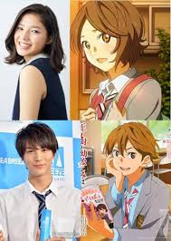 download film anime uso the cast of shigatsu wa kimi no uso live action in has been