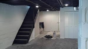 Unfinished Basement Floor Ideas Interior Design Diy Basement Finishing New Unfinished Basement