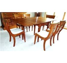 dining table cherry wood room chairs tables personalize solid and