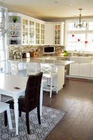2325 best kitchen for small spaces images on pinterest kitchen farmhouse kitchen makeover using ikea cabinets