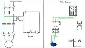 start stop wiring diagram motor dogboi info
