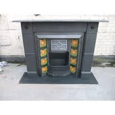 victorian fireplace victorian slate fireplace