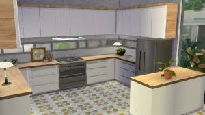 kitchen no backsplash mod the sims kitchen from patio stuff no backsplash
