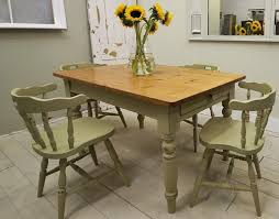 Shabby Chic Dining Table Sets Fascinating Shabby Chic Kitchen Table Sets Kitchen Table Gallery