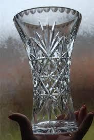 Large Waterford Crystal Vase Crystal Vase Ebay