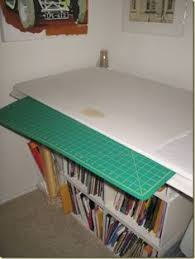 quilting ironing board table quilt studio workshop storage cutting tables ironing boards and