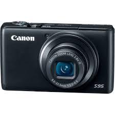 amazon black friday camera sale amazon com canon powershot s95 10 mp digital camera with 3 8x