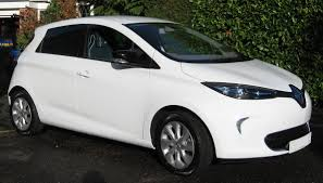 renault zoe electric electric car andy fraser electronics