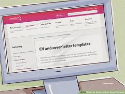 where to get a professional resume done how to get a job in new zealand with pictures wikihow