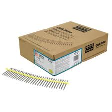 Coil Nails Home Depot by Collated Screws Collated Nails Screws U0026 Staples The Home Depot
