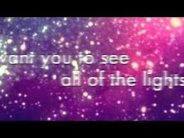 All Of The Lights Kanye West 11 Best Lyrics I Heart Images On Pinterest Music Lyrics Songs