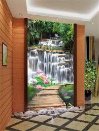online get cheap 3d bridge and waterfall aliexpress com alibaba