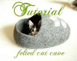 knitting pattern cat cave how to make felted cat caves ebook downloadable tutorial pdf