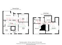 Hatfield House Floor Plan by 3 Bed Semi Detached House To Rent In Friars Lane Hatfield Heath