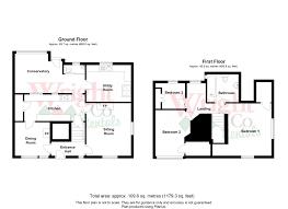 hatfield house floor plan 3 bed semi detached house to rent in friars lane hatfield heath