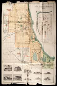 Chicago Columbian Exposition Map by Railroads And Suburbanization Environment U0026 Society Portal