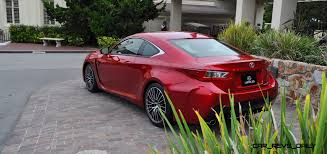 lexus rcf silver 2015 lexus rc350 f sport exclusive 8 speed auto awd 4ws and