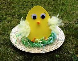 Easter Bonnet Decorations by Easter Bonnet Craft Ideas Little Crafty Bugs Blog