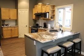 where to end backsplash in kitchen