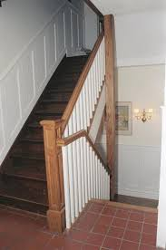 Stair Banister Installation Wood Stair Handrail Decor References