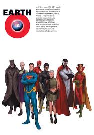 earth 16 guide of the multiverse pinterest earth and comic