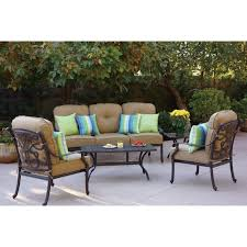 Direct Import Home Decor by Rst Outdoor Cantina 6 Piece Corner Sectional Sofa And Coffee Table