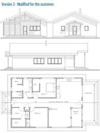 Modifying House Plans by Customer House Modified Home Plan Customer Houses Pinterest