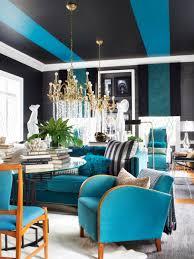 Teal Livingroom Rooms Viewer Hgtv
